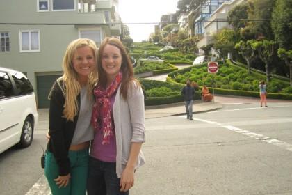 Cali Roadtrip: San Francisco to Los Angeles, DAY 1!