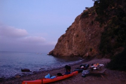 Catalina Island: A Kayak Adventure!