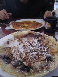 Weekend in Stowe, VT: The Best Breakfast Spot