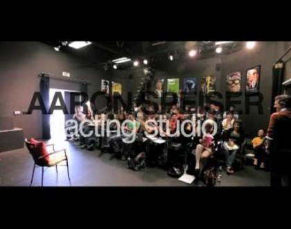 A Review of Aaron Speiser Acting Studio