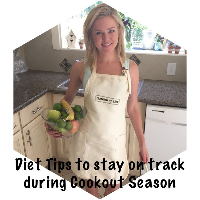 Dieting: Staying on Track During Cookout Season