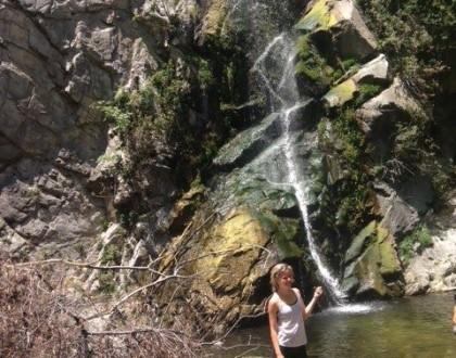 Los Angeles Hiking: The Santa Ana Canyon Loop