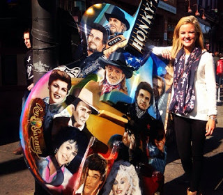 A Weekend in Nashville, Tennessee!