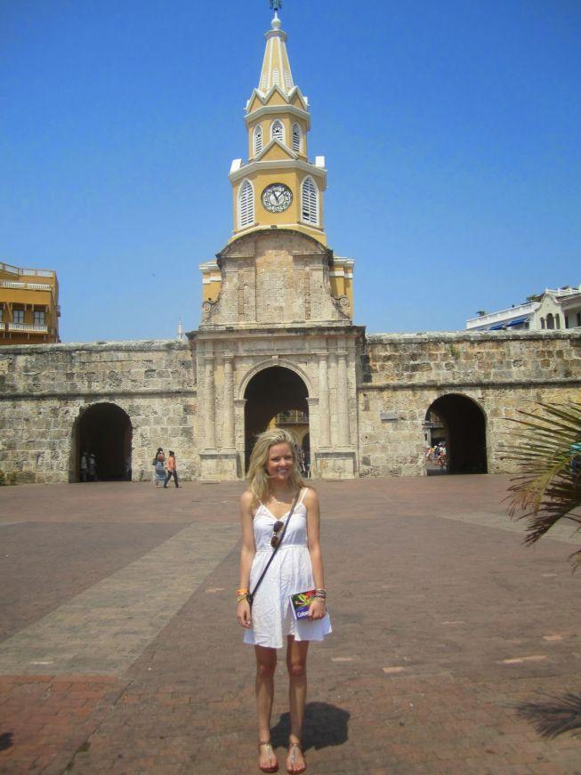 Visiting Cartegena, Colombia