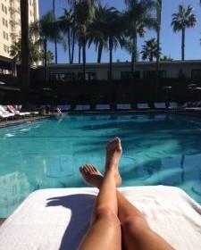 Best Rooftop Pools in LA