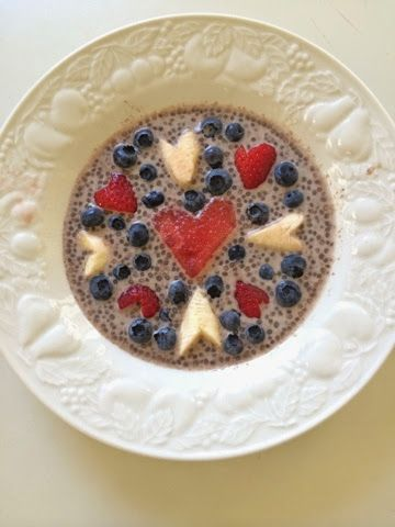 Homemade Chia Seed Pudding