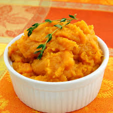 Healthy Sweet Potato Mash Recipe