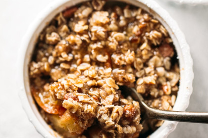 Healthy Apple Crunch Recipe!
