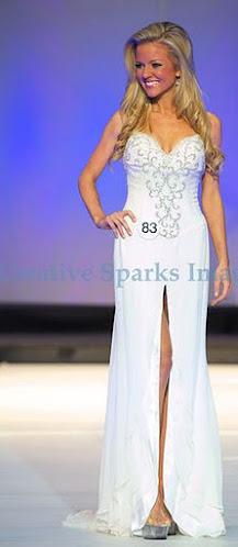 Miss America Organization Pageant Platform Sample