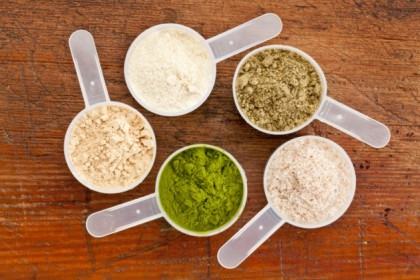 Comparing Plant Based All-in-One Nutritional Protein Powders