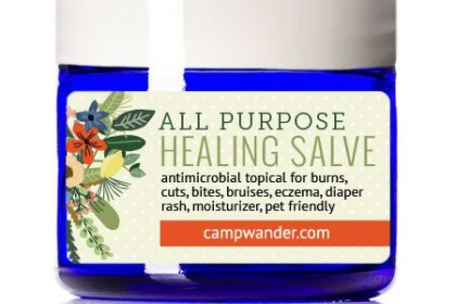 Your Best Resource for Using Essential Oils: Camp Wander