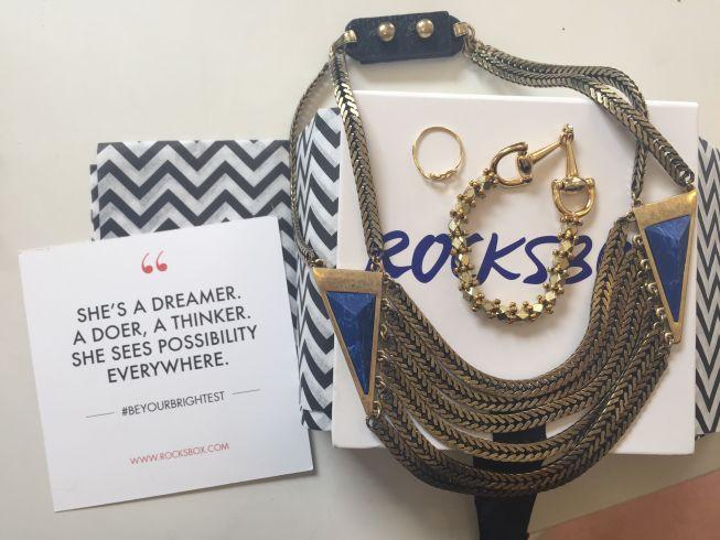 Rocksbox - My new Jewelry Obsession