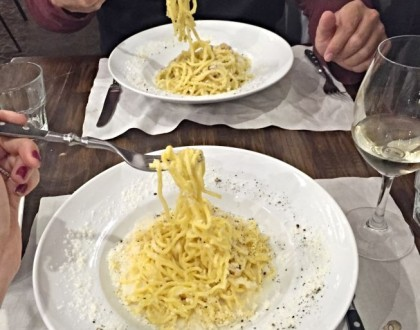 You Have To Eat Here on Your Trip to Rome!!!