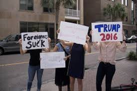 Dear World: I apologize for Trump Supporters
