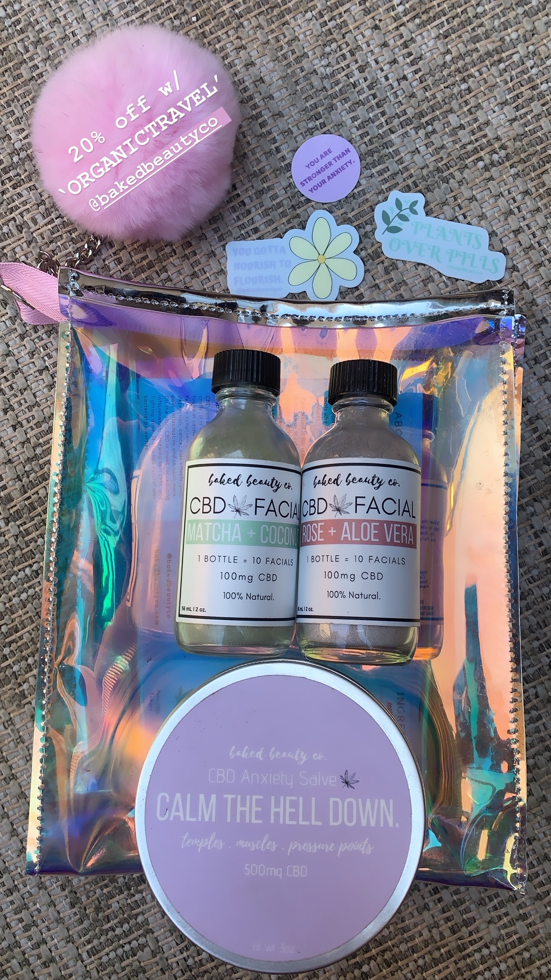 coupon code for baked beauty company