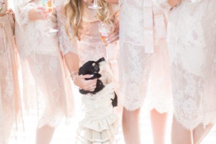 best bridal robes