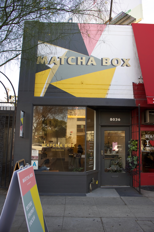 Los Angeles Best Matcha Tea