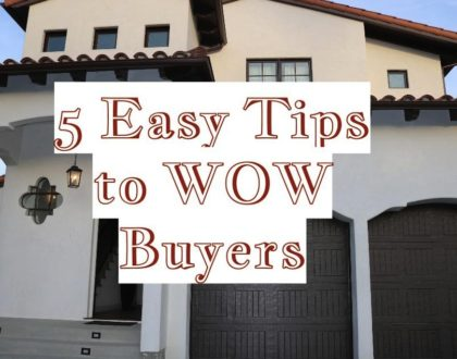 Attract a buyer for your house