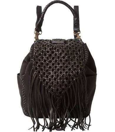 2017 Coachella Fashion trends: Fringe Backpack