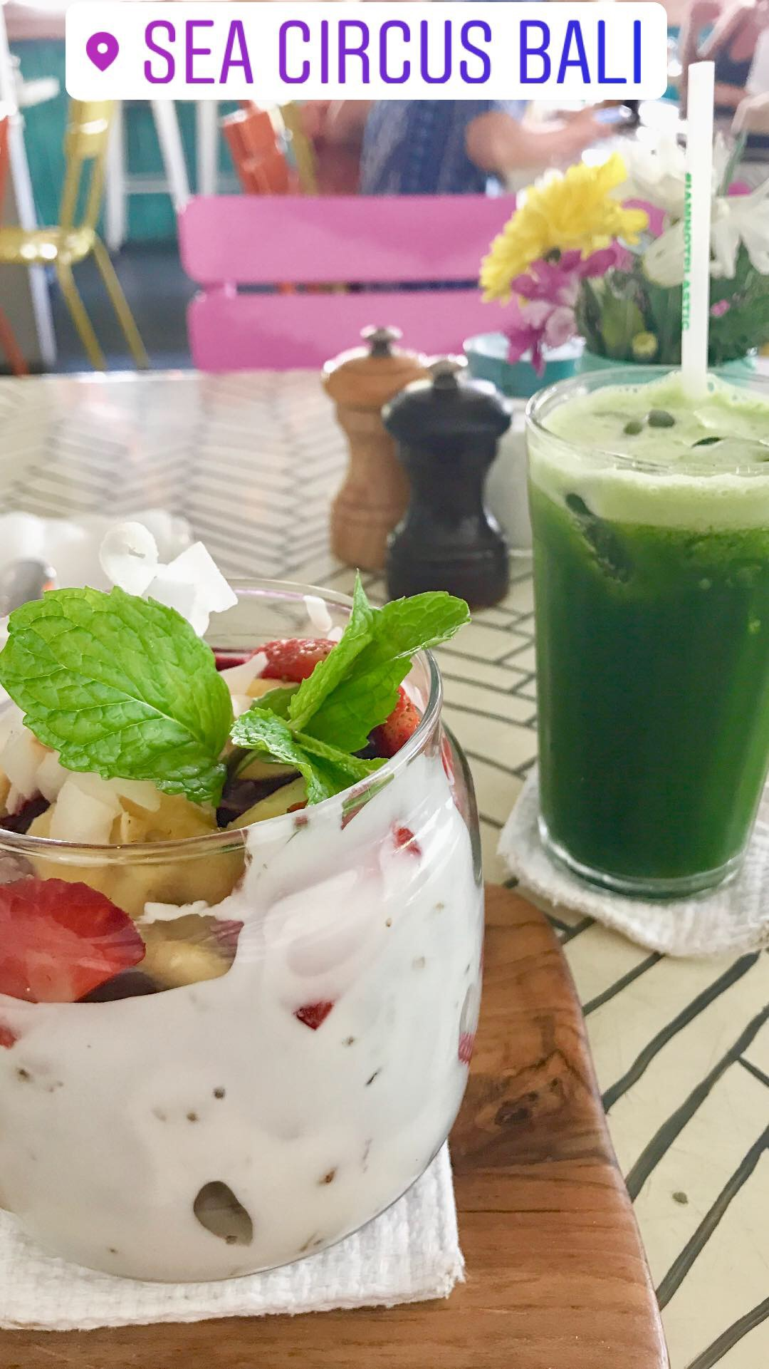 best Vegan breakfast in Seminyak
