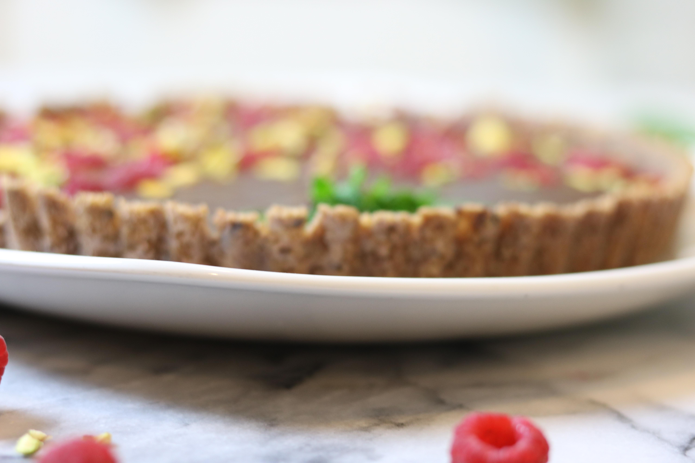 best cookie pie crust vegan gluten free organic