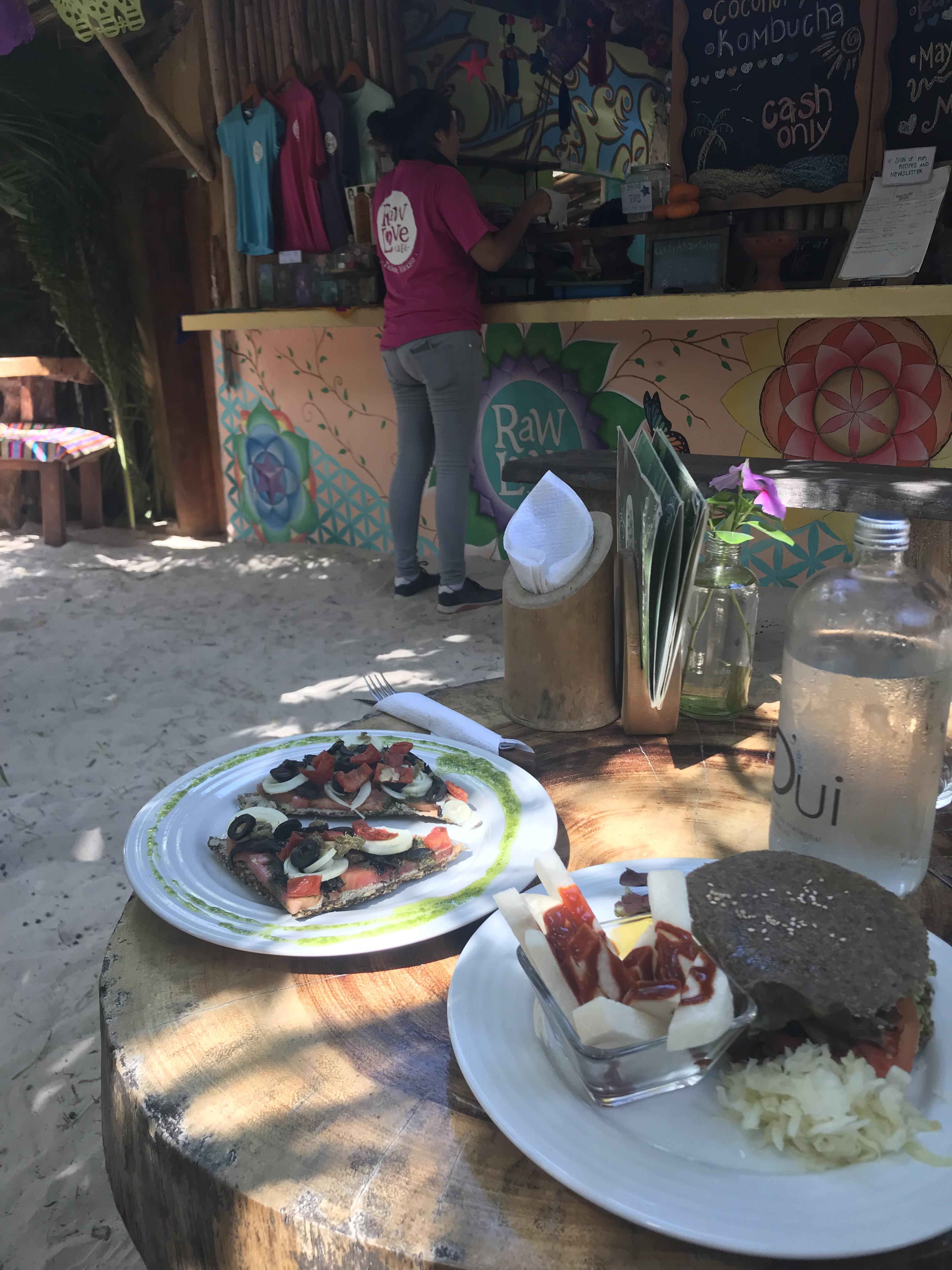 best vegan restaurant tulum