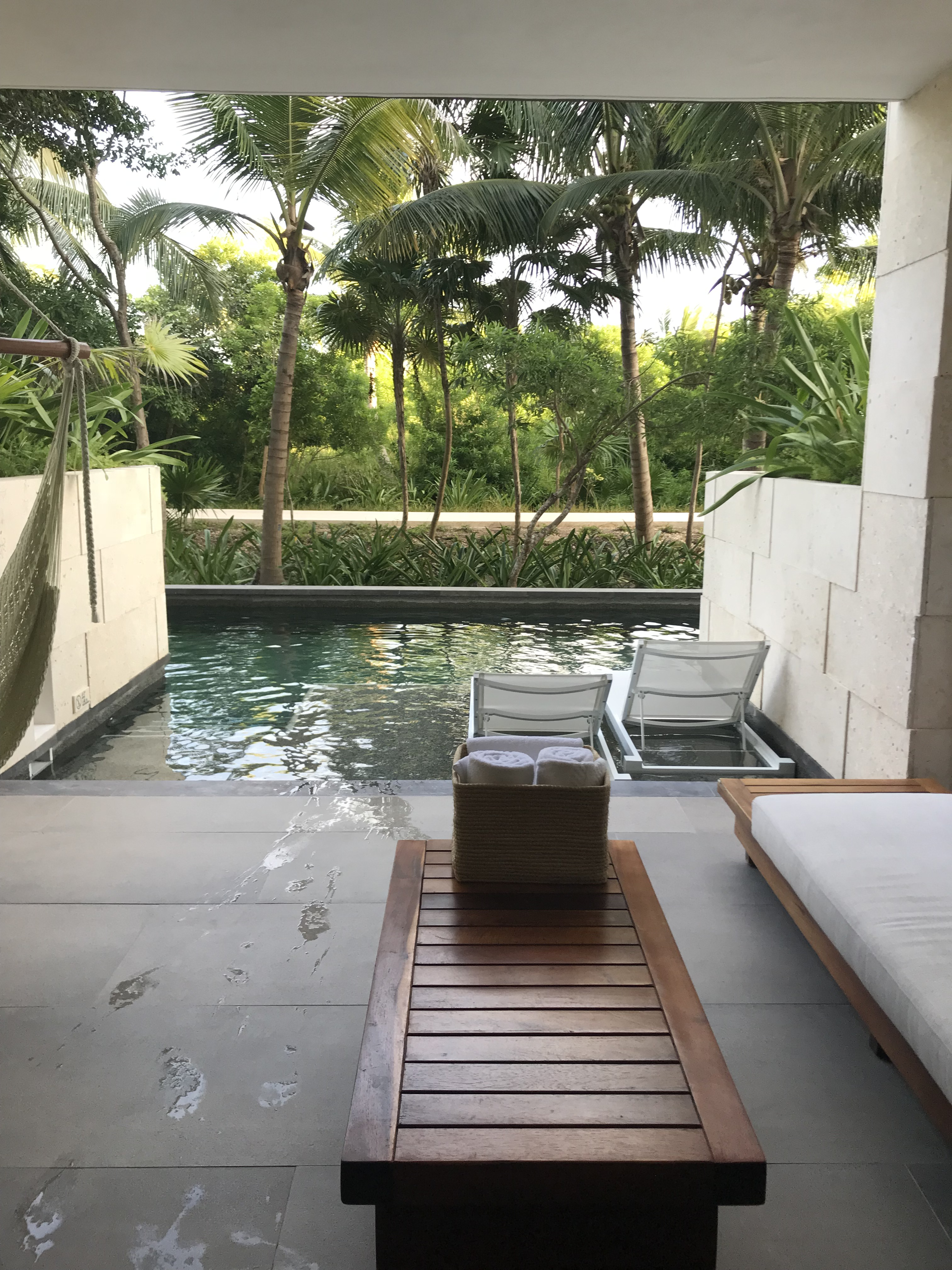 luxury hotel travel blog tulum