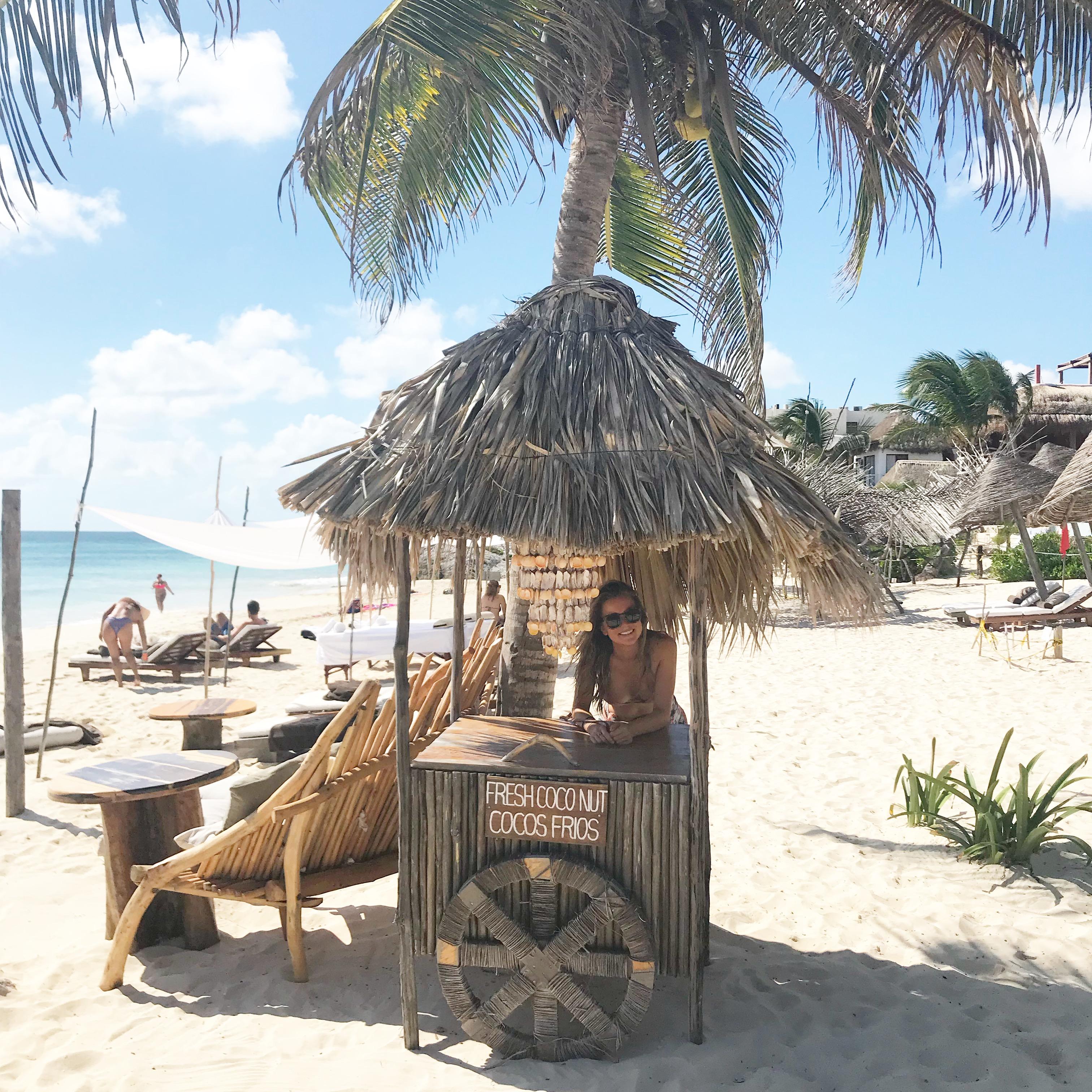 Chelsea Gilson Luxury travel blogger