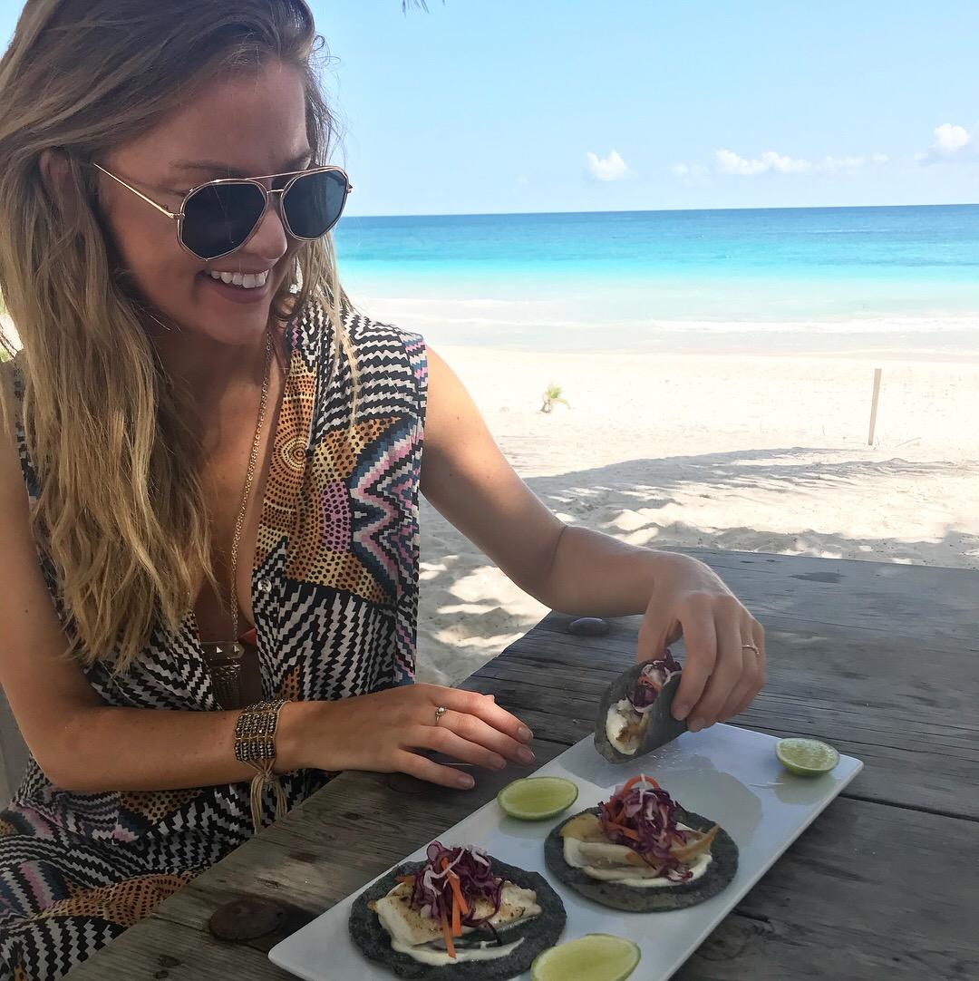 chelsea gilson food blogger