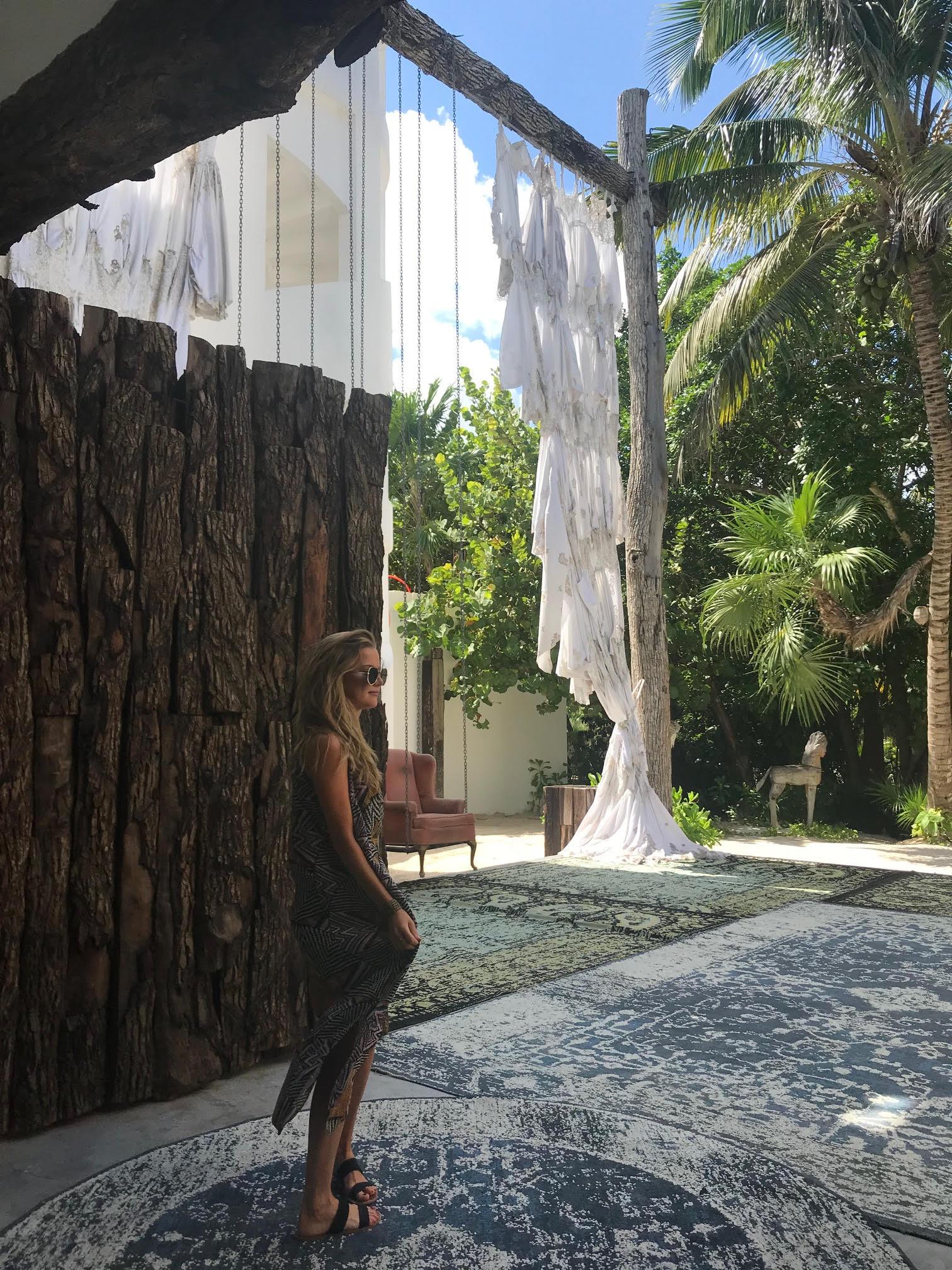 best luxury hotel tulum