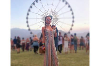 linen striped jumpsuit coachella