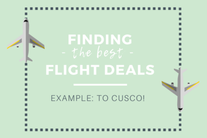 deals to cusco flights
