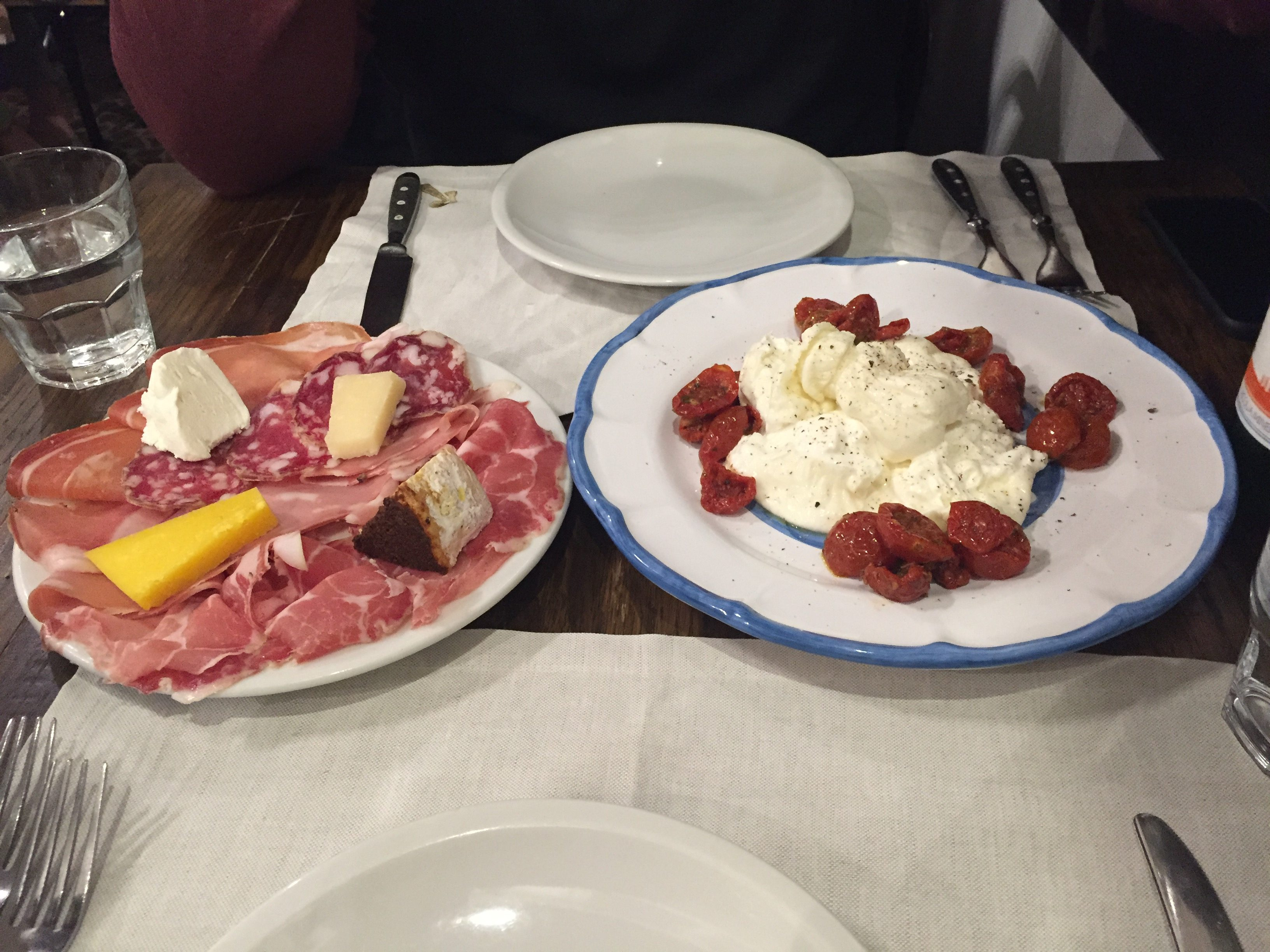 best burrata in rome