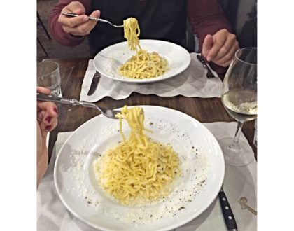 You Have To Eat Here on Your Trip to Rome!!