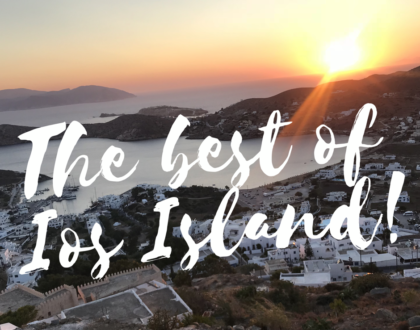 Perfect Guide to Ios Island