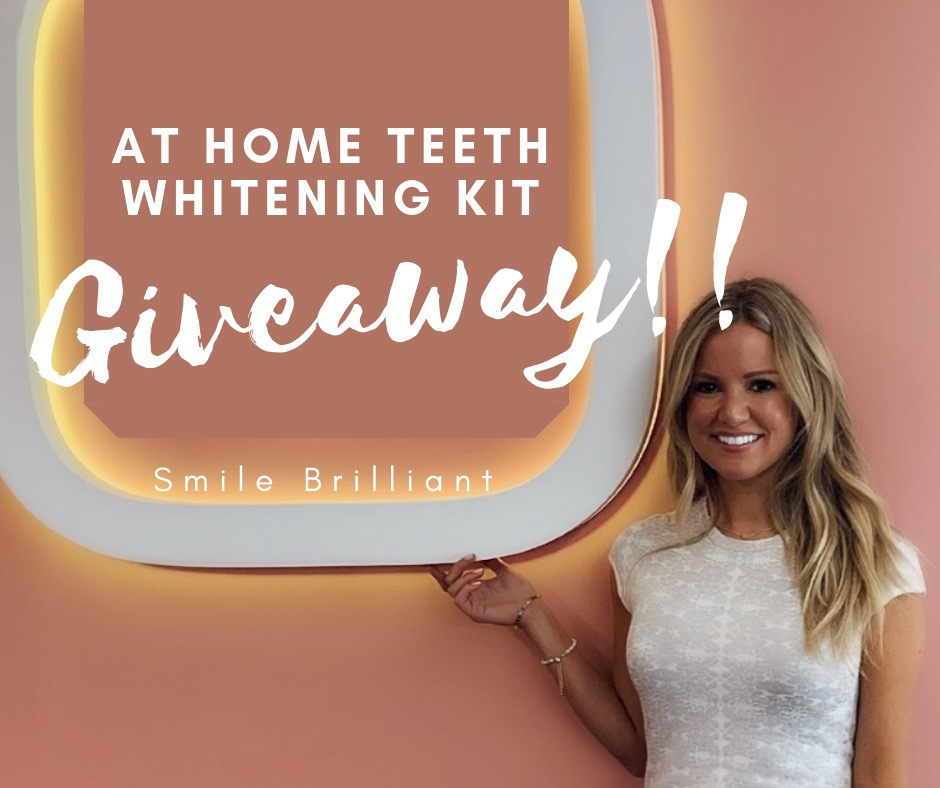 At Home Teeth Whitening Giveaway Review Traveling Fig