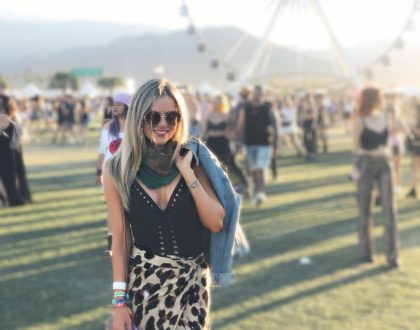 Coachella 2019 - The Fashion & How to Thrive