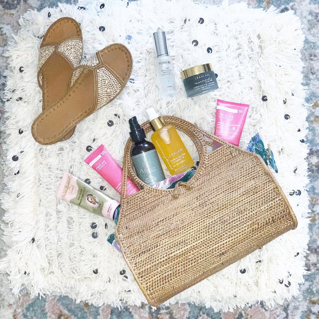best summer beauty travel products and skincare