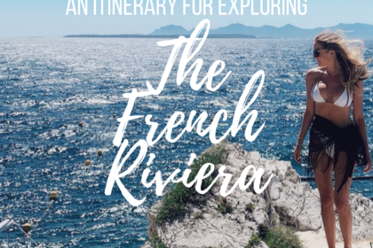 roadtrip through the french riviera