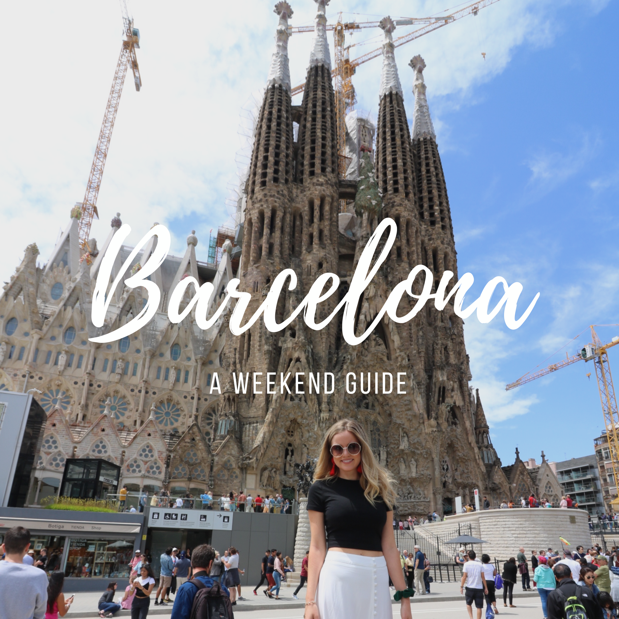 A Weekend Guide to Barcelona