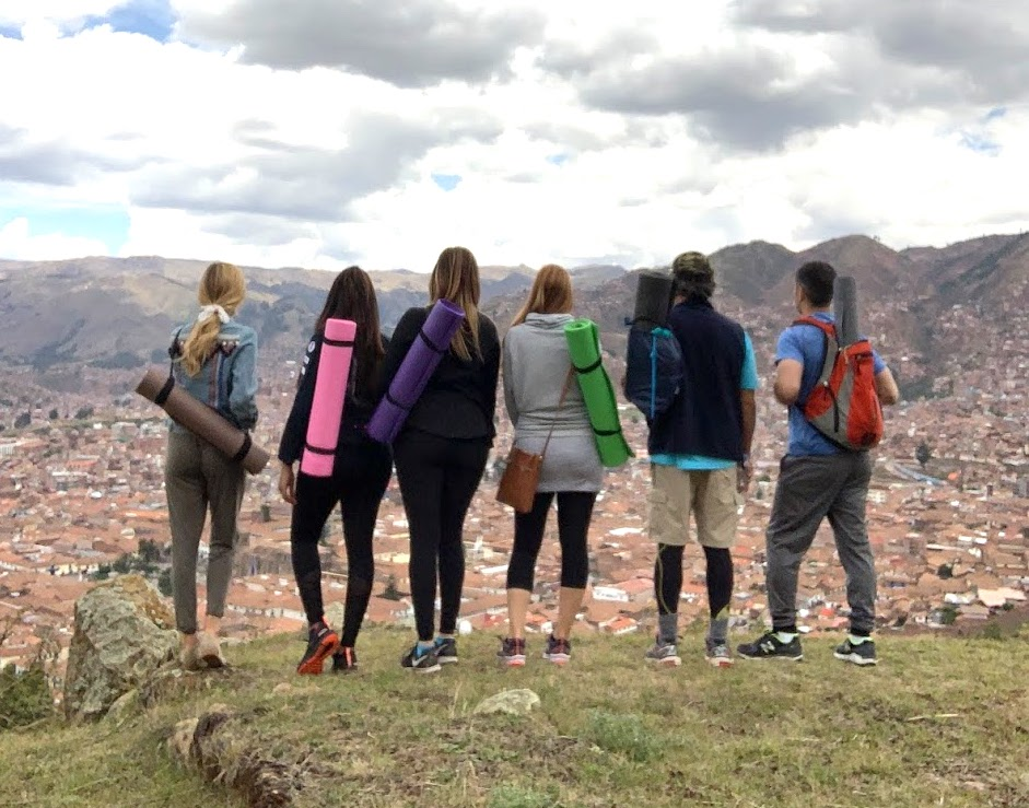 best view in cusco