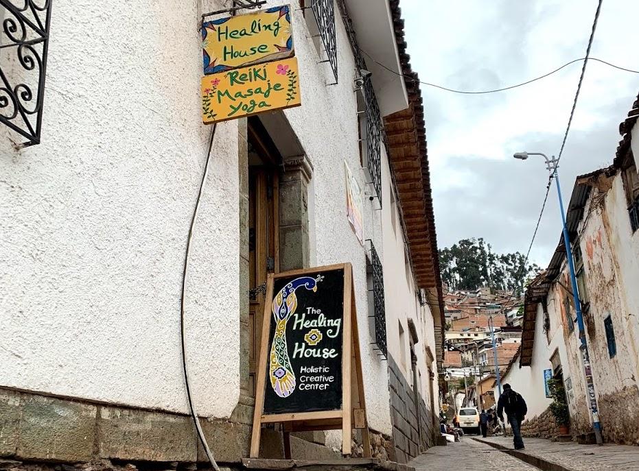 where to take yoga cusco