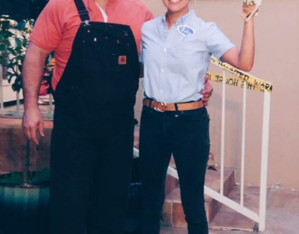 DIY Wreck it Ralph & Fix it Felix Costume