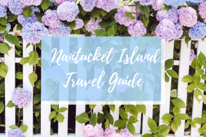 guide to nantucket island